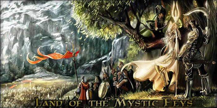 Land of the Mystic Feys